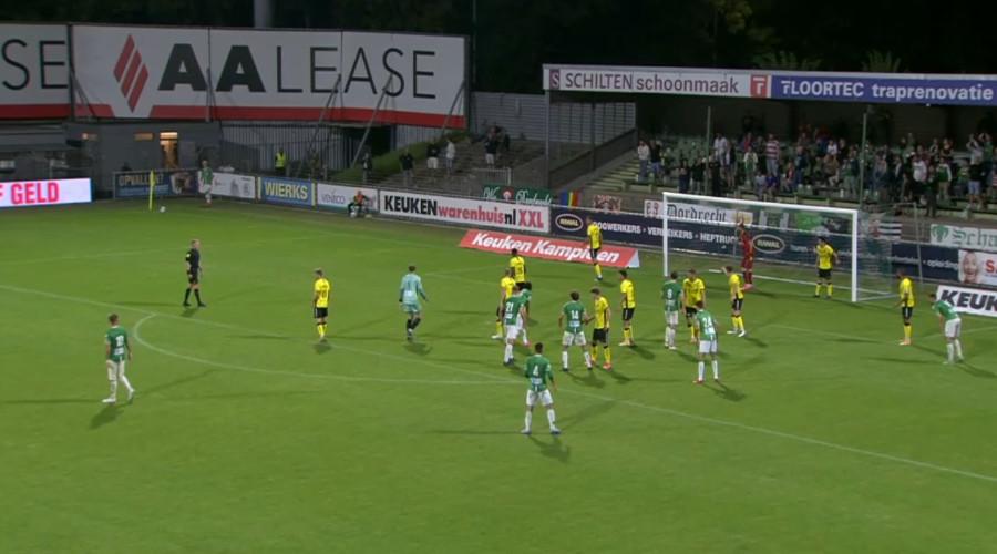FC Dordrecht - VVV-Venlo