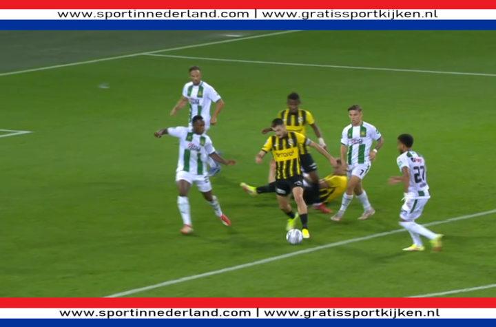 FC Groningen - Vitesse