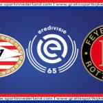Gratis live stream PSV – Feyenoord