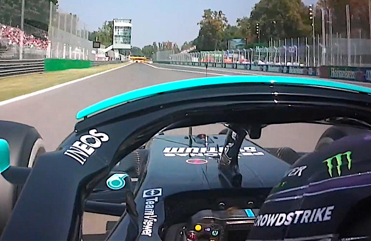 Hamilton is Verstappen de baas in laatste training