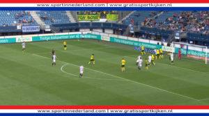 Heerenveen thuis te sterk voor Fortuna Sittard