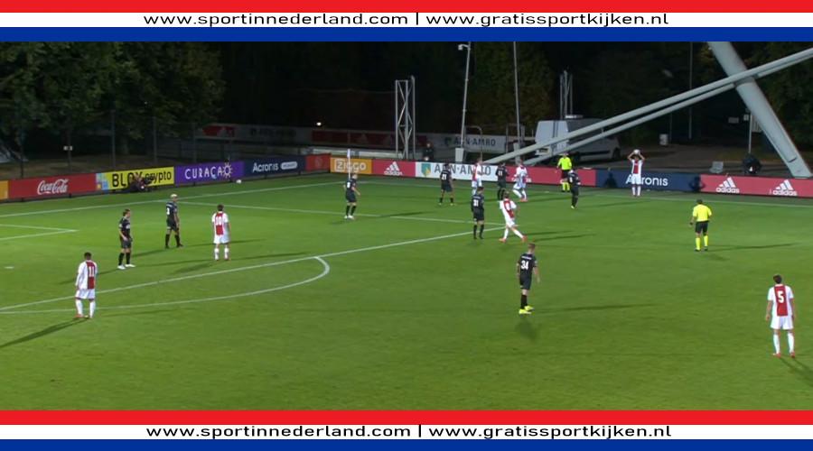 Jong Ajax - MVV