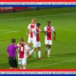 Jong Ajax vernedert NAC op de Toekomst