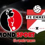 KKD live stream Helmond Sport - FC Emmen
