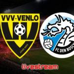 KKD live stream VVV-Venlo - FC Den Bosch