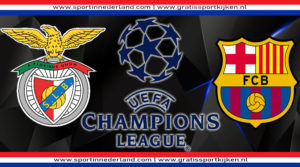 Live stream Benfica - FC Barcelona