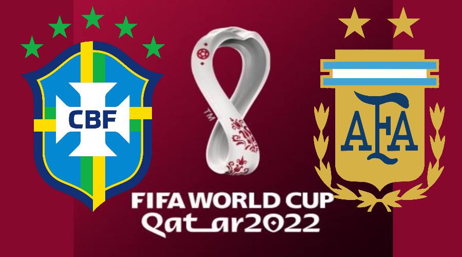 Live stream Brazilië - Argentinië