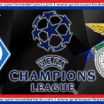 Live stream Dinamo Kiev - Benfica