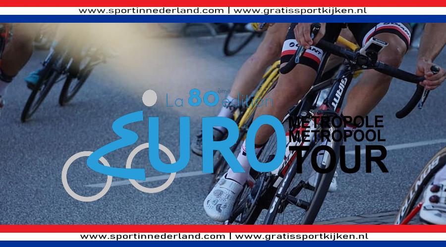 Live stream Eurométropole Tour