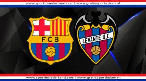 Live stream FC Barcelona - Levante