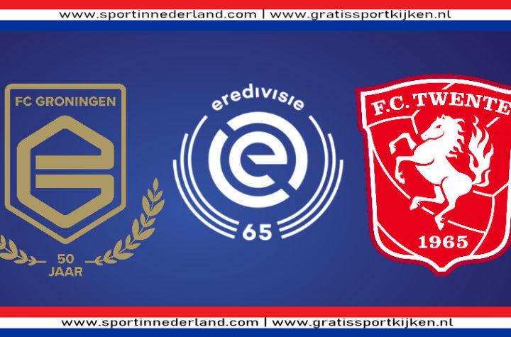 Live stream FC Groningen - FC Twente