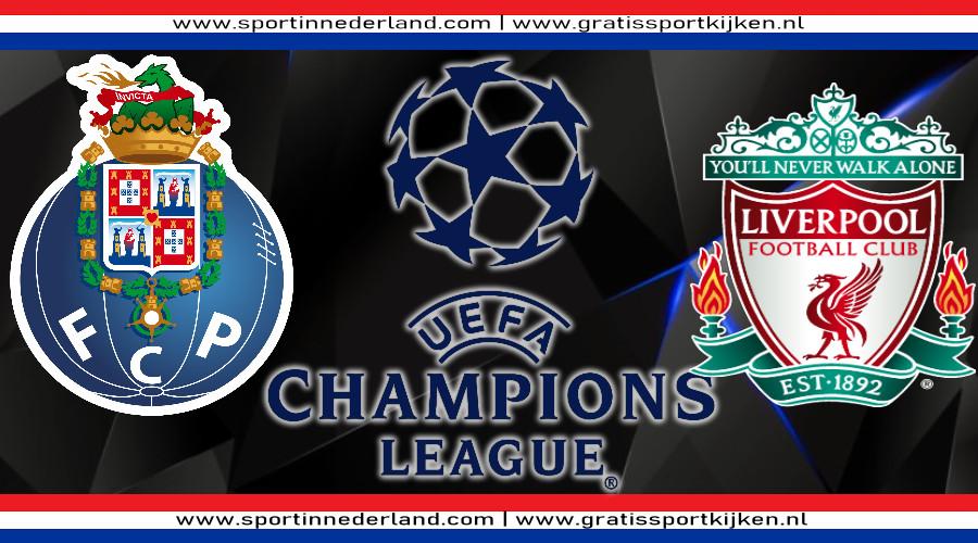 Live stream FC Porto - Liverpool