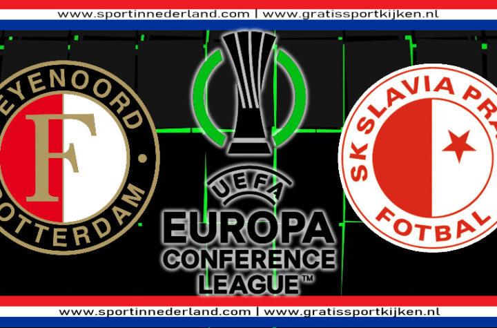 Live stream Feyenoord - Slavia Praag
