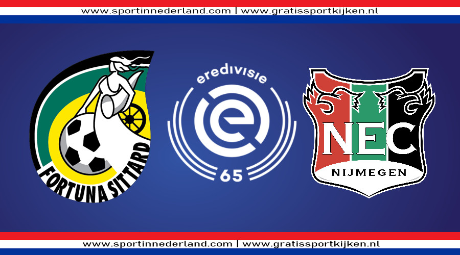 Live stream Fortuna Sittard - NEC