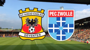 Live stream Go Ahead Eagles - PEC Zwolle