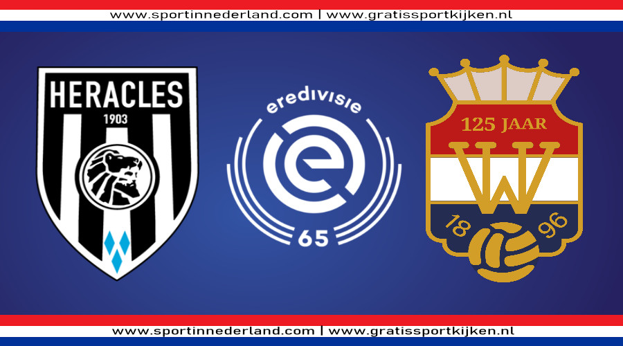 Live stream Heracles - Willem II