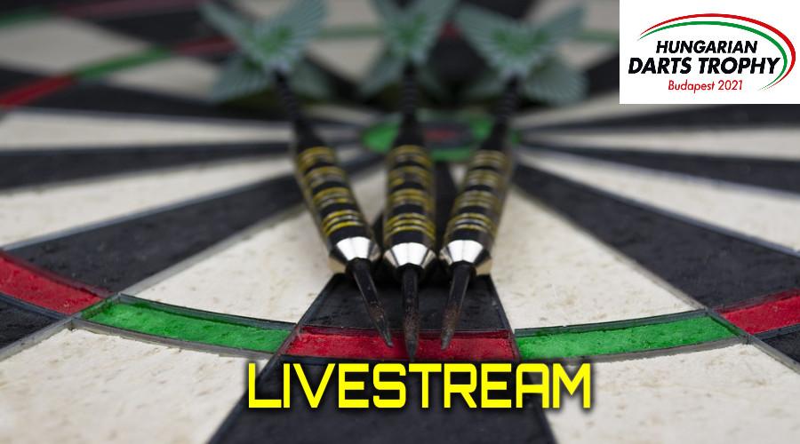 Live stream Hungarian Darts Trophy 2021 (Foto Max Pixel)