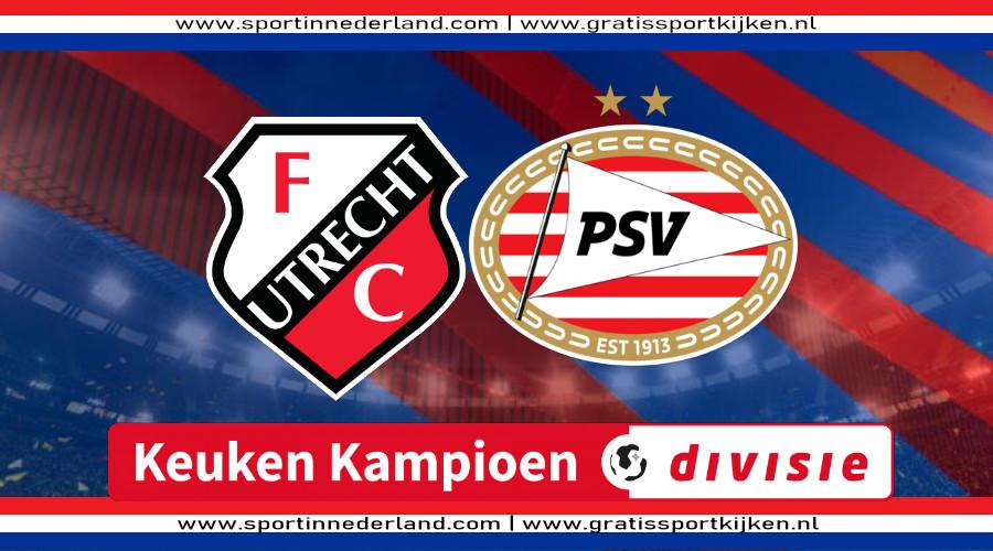 Live stream Jong FC Utrecht - Jong PSV