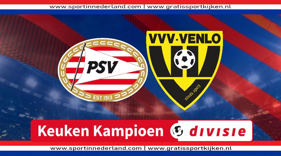 Live stream Jong PSV - VVV-Venlo
