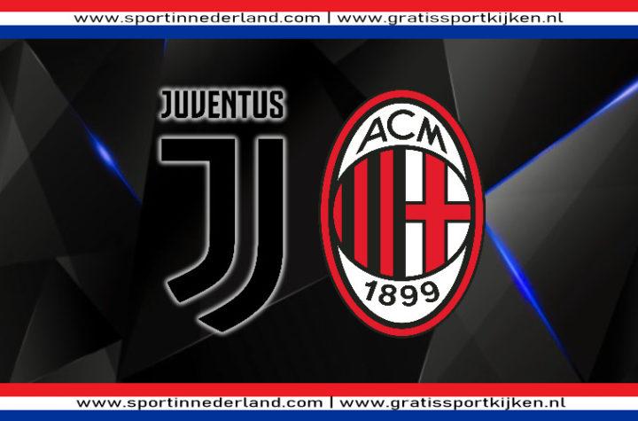 Live stream Juventus - AC Milan
