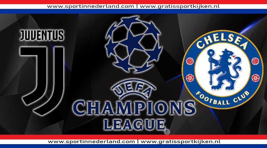 Live stream Juventus - Chelsea