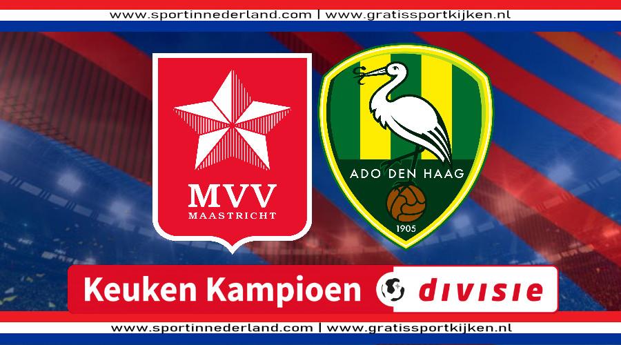 Live stream MVV - ADO Den Haag