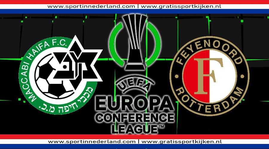 Live stream Maccabi Haifa - Feyenoord