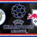 Live stream Manchester City - RB Leipzig