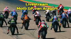 Live stream Moto GP van Aragon