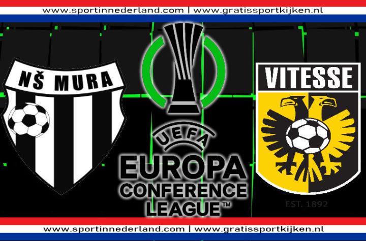 Live stream NS Mura - Vitesse
