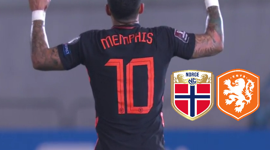 Live stream Noorwegen - Nederland