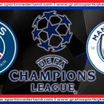 Live stream PSG - Manchester City