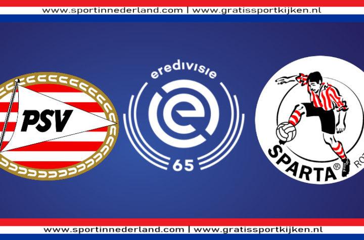 Live stream PSV - Sparta