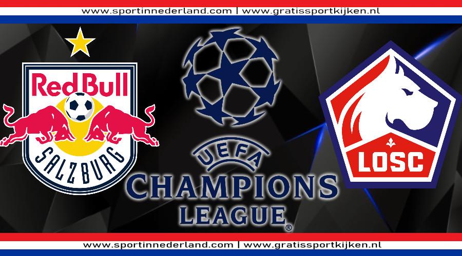 Live stream RB Salzburg - LOSC Lille