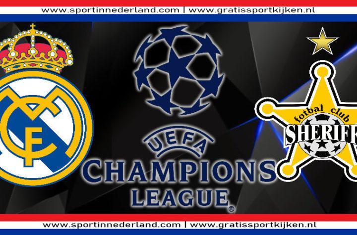 Live stream Real Madrid - FC Sheriff