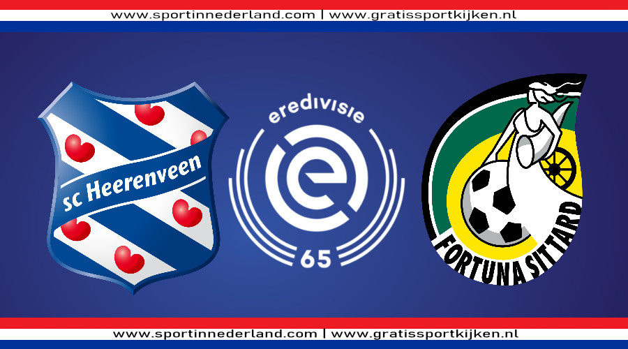 Live stream SC Heerenveen - Fortuna Sittard