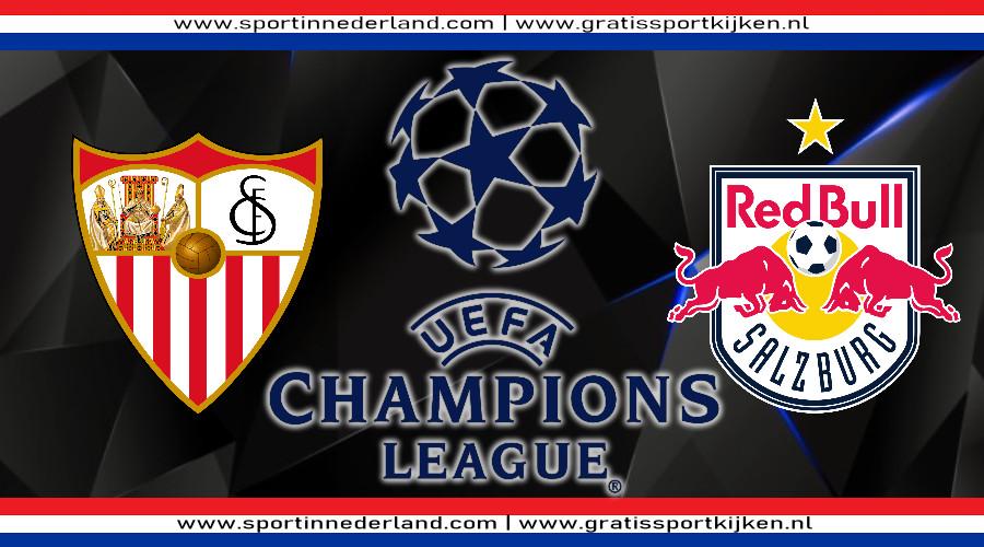 Live stream Sevilla - RB Salzburg