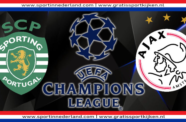 Live stream Sporting Portugal - Ajax