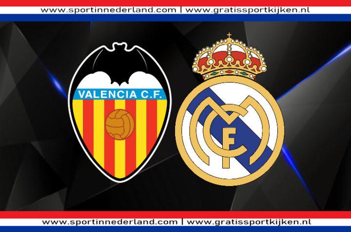 Live stream Valencia - Real Madrid