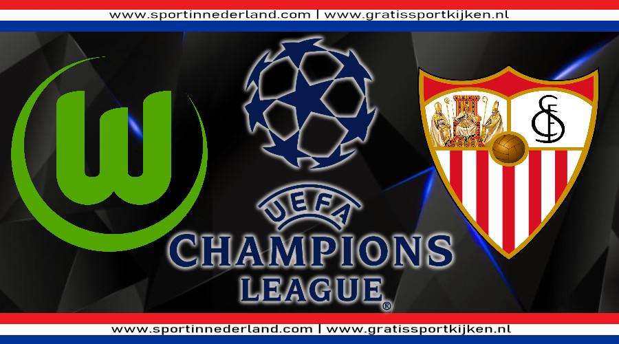 Live stream VfL Wolfsburg - Sevilla