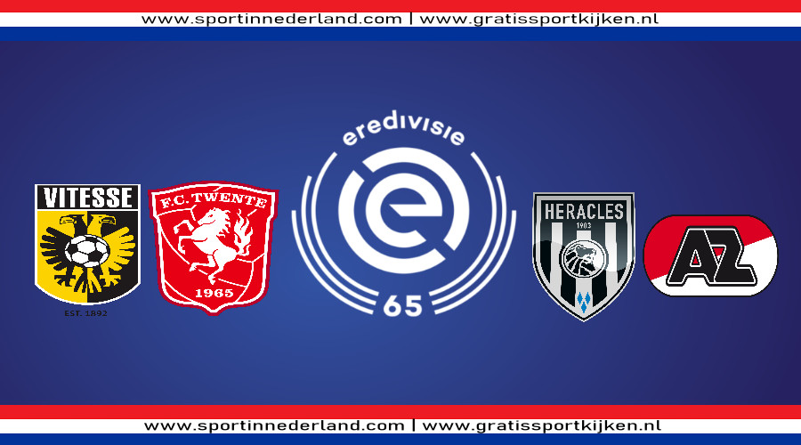 Live stream Vitesse - FC Twente & Heracles - AZ