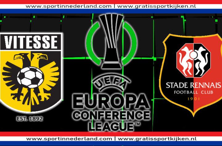 Live stream Vitesse - Rennes