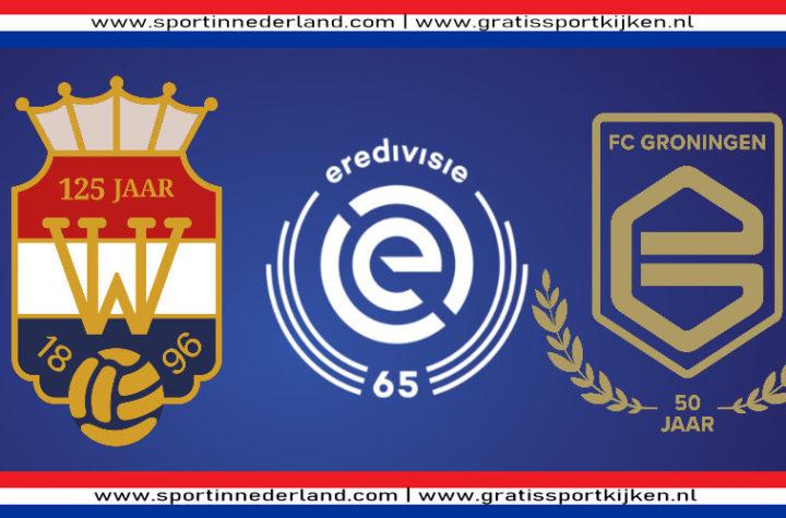 Live stream Willem II - FC Groningen