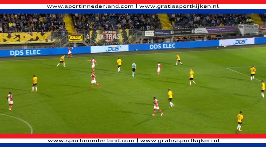NAC Breda - FC Emmen