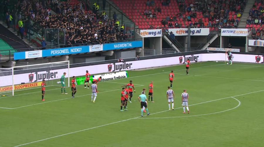 NEC - Willem II