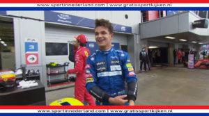 Norris aan de haal met pole position in Sotsji