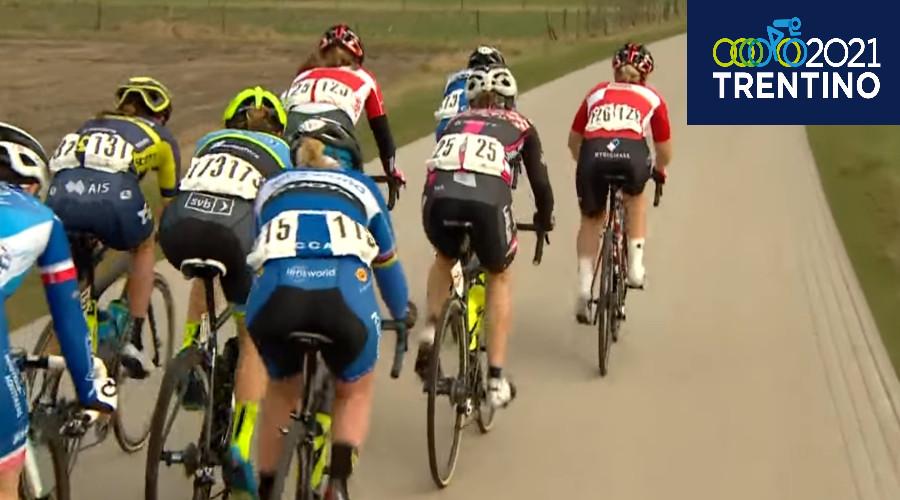 Programma EK Wielrennen in Trentino