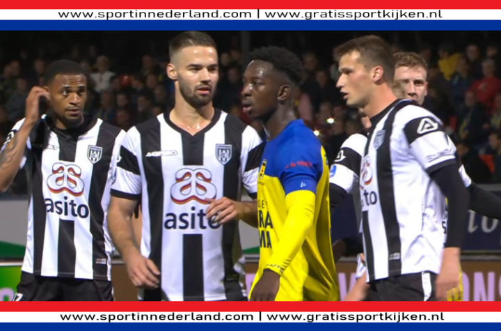 SC Cambuur - Heracles