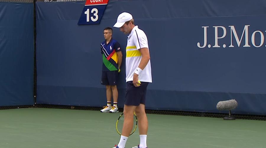 Van de Zandschulp - Bagnis US Open live stream