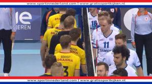 Volleyballers Dynamo veroveren Supercup